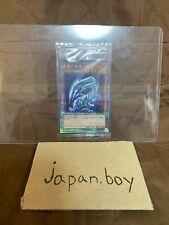 Konami Yugioh Blue-Eyes White Dragon Prismatic Secret Rare Lottery 3000 Limited