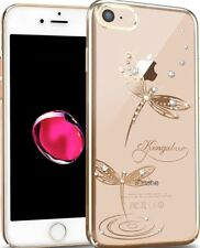 iPhone 7 Plus - Kingxbar Gold Butterfly Case with Swarovski Crystals - Free P&P