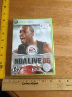 NEW XBOX 360 EA Sports NBA Live 06 Game