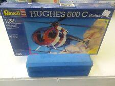 Revell Hughes 500C Helicopter Model Kit 1/32