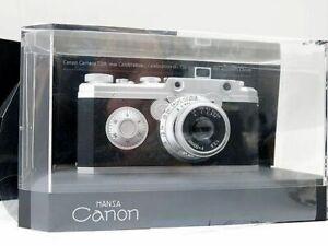 Hansa Canon Miniatur 75th Jubiläum 1/4 Kamera Deko Exzellent Japan F/S