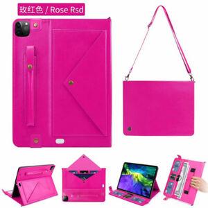 Envelope Leather Shoulder Bag Smart Case Cover For iPad Pro 12.9 11 Mini 5 Air 4