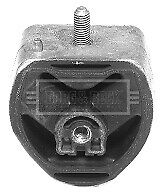 Engine Mount fits VOLKSWAGEN PASSAT 3B 1.9D 97 to 05 Manual Mounting B&B Quality