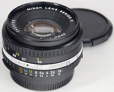 Nikon AiS E 50 mm 1.8