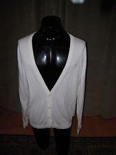 Adidas Originals Sweater S TE Cardigan White Size XL NWT $120 Retro Trefoil soft