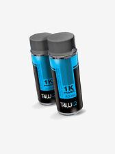 2x T4W Acrylfüller 1K Grundierung Füller Grau 400 ml Spray dose Sprühdose 59101