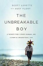 Unbreakable Boy by Scott Lerette, NEW Book, (Paperback) FREE & Fast Delivery