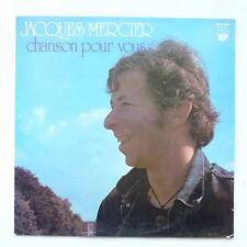 JACQUES MERCIER Chanson pour vous 4C054 97252