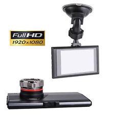"3"" Full HD 1080P Car DVR HDMI Camera Video Recorder Dash Cam G-Sensor Black US T"
