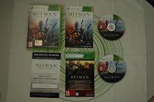 Hitman Hd trilogy xbox 360 pal