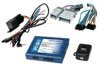 NEW CAR AUDIO RADIO CD DVD PLAYER INSTALLATION INTERFACE WITH WIRE HARNESS