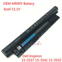 Brand New Battery MR90Y 11.1V 65Wh For Dell Inspiron 15-3537 15-3541 15-3542