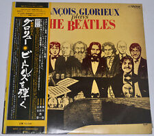 Japanese Pressing FRANCOIS GLORIEUX Plays The Beatles LP Record
