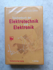 Taschenbuch der Elektrotechnik und Elektronik, 7. Auflage, Lindner
