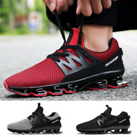 Men's Sports Athletic Shoes Outdoor Running Sneakers Breathable Flats Size11 US