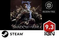 Shadow of War [PC] Steam Download Key - FAST DELIVERY