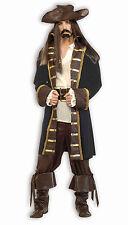 Men's Deluxe High Seas Pirate Costume Designer Collection Size Medium
