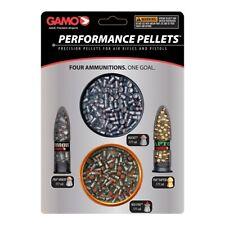 Gamo 61100615554 .177 Caliber Performance Pellets Combo Pack Four Varieties