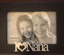 Malden 4x6 photo frame I LOVE NANA , Used