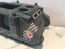 Lamenters Rhino decal set. 40k Warhammer Spacemarine