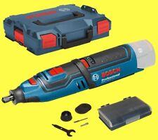 BOSCH Akku-Rotationswerkzeug GRO 12V-35 Solo + L-Boxx  wie 10,8 V-LI