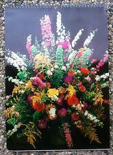 Kunstkalender : Blumen des Jahres ( Jahr 1985 )