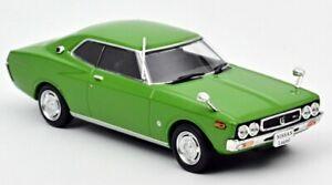 NOREV420177 - Voiture sportive NISSAN Laurel Hard Top 2000 de 1972 de couleur ve
