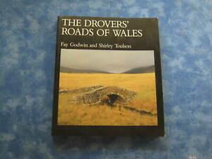 THE DROVERS' ROADS OF WALES Godwin & Toulson SC 1987 XLNT