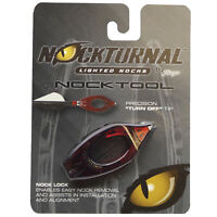 Rage NockTurnal Lighted Nock Install Tool & Turn Off Tool NT-901 #01235