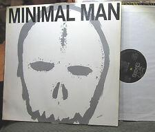 MINIMAL MAN Sex With God full lp original dossier germany st7502 '85 vinyl OOP!!