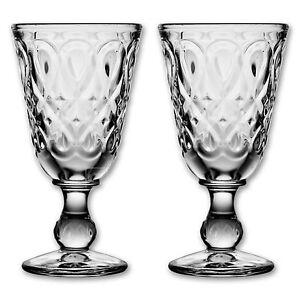 "2x La Rochere Absinthglas ""Lyonnais"" aus Frankreich, 230ml, Absinthe Glass"