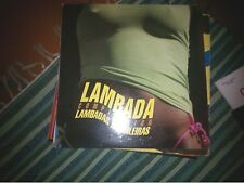 LP LAMBADA COMPILATIONS BY FONIT CETRA 1989 EX++