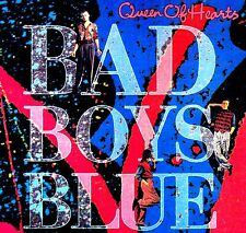 "12"" - BAD BOYS BLUE - QUEEN OF HEARTS (EUROBEAT) NUEVO - NEW, STOCK STORE LISTEN"