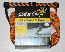 "Body Glove Water Ski Tow Rope 75' Wakeboard Model 200 with 5"" handle Su7Sbwls"
