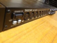 16 Inputs and 4 Outputs, Tascam US-1800 Analog Recording Interface