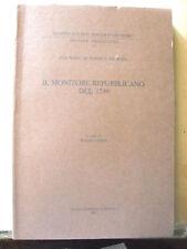 E. De Fonseca Pimentel IL MONITORE REPUBBLICANO DEL 1799 ed. Il Mulino 2000