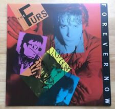 THE PSYCHEDELIC FURS SIGNED FOREVER NOW VINYL RECORD! RICHARD & TIM BUTLER PROOF