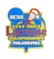 2006 NCAA Men's Lacrosse Championships Freedom Bell Pin - Virginia Cavailers