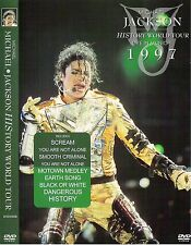 Michael jackson DVD HIStory tour live in Munich