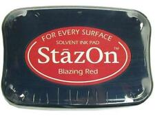StazOn® Solvent Ink  - Blazing Red NEW AT23