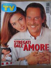 TV Sorrisi e Canzoni n°5 1997 Francesca Rettondini - Speciale Litfiba  [D45]