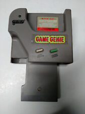 ** Game Genie Nintendo Game boy with book ~ Galoob ~ Tested