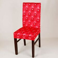 Modern Elastic Chair Cover Home Decor Dining Spande Stretch Chair Cover Washable