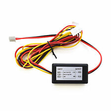 12V CANBUS BYPASS RELAY CISBO PARKING SENSORS & REVERSING CAMERAS IGNITION POWER