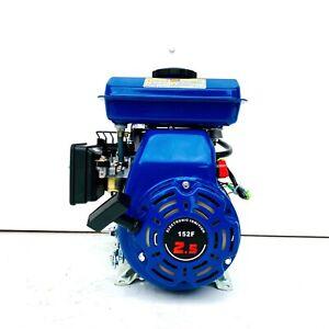 "LF152FQ LIFAN 2.5Hp 5/8"" SHAFT PETROL ENGINE RECOIL START REPLACES HONDA G100"