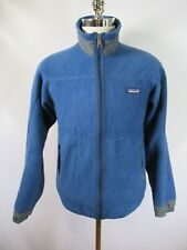 E8528 PATAGONIA Full-Zip Fleece Jacket Size S Made in USA