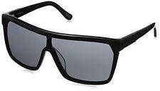 Spy Optic Flynn Oversized Sunglasses Matte Black Frame/grey Lens One Size