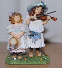 The Leonardo Collection Midsummer Melody Figurine By Christine Haworth CC