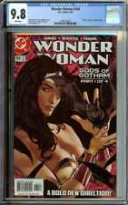 WONDER WOMAN #164 CGC 9.8 WHITE PAGES 2001