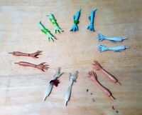 AWESOME LOT OF 6 SETS OF MONSTER HIGH REPLACMENT ARMS AND HANDS..EXC. COND.